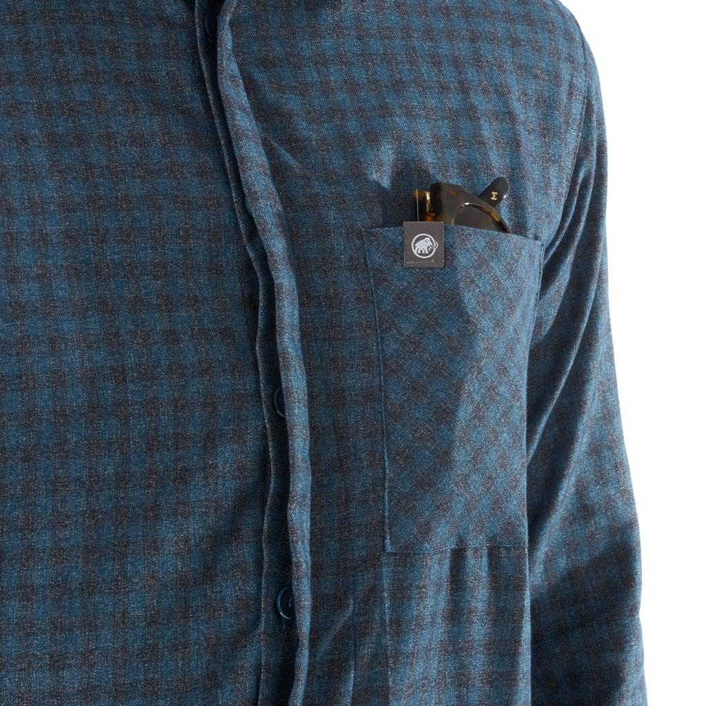 Mammut Winter Longsleeve Shirt Men