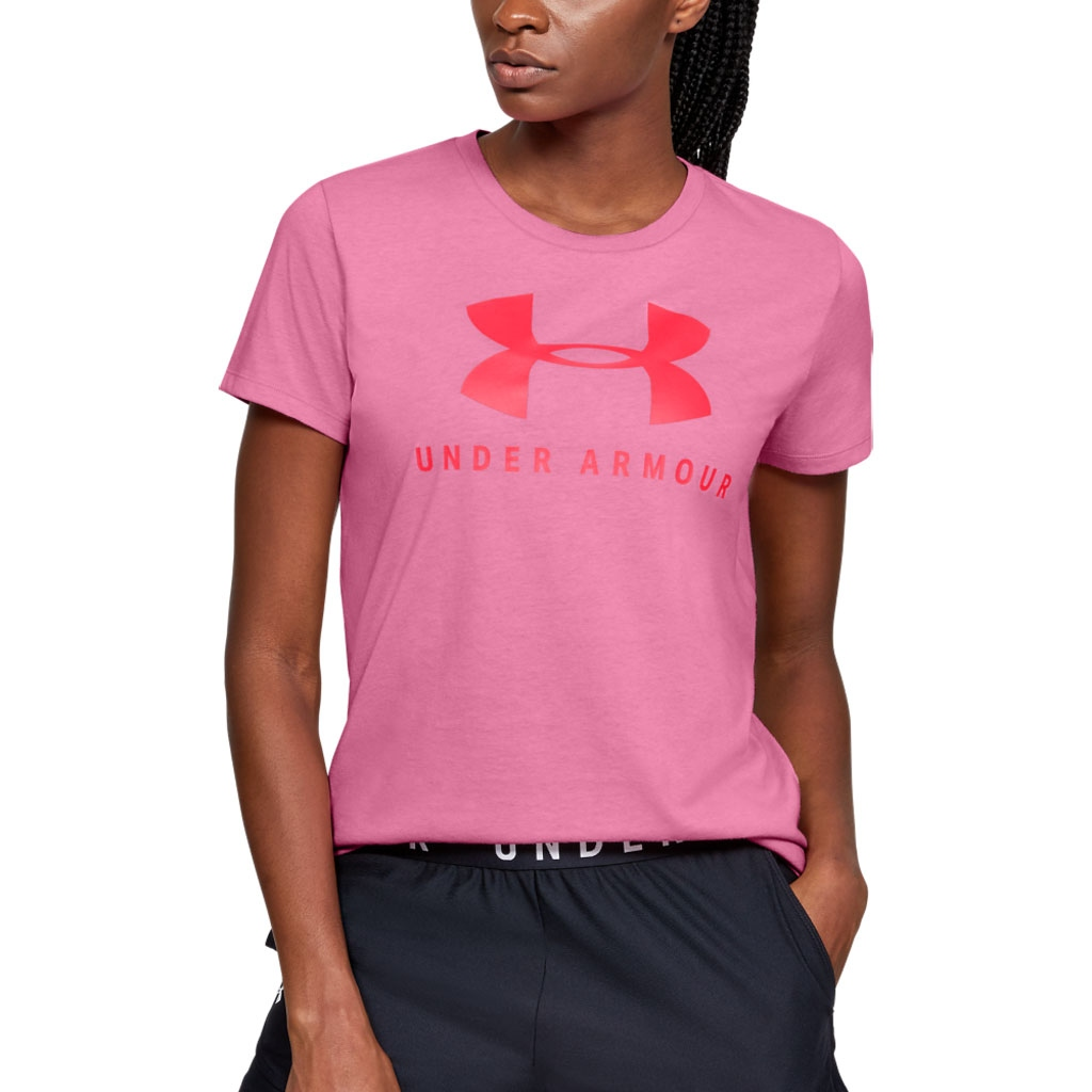 Under Armour Classic Graphic Shirt Women