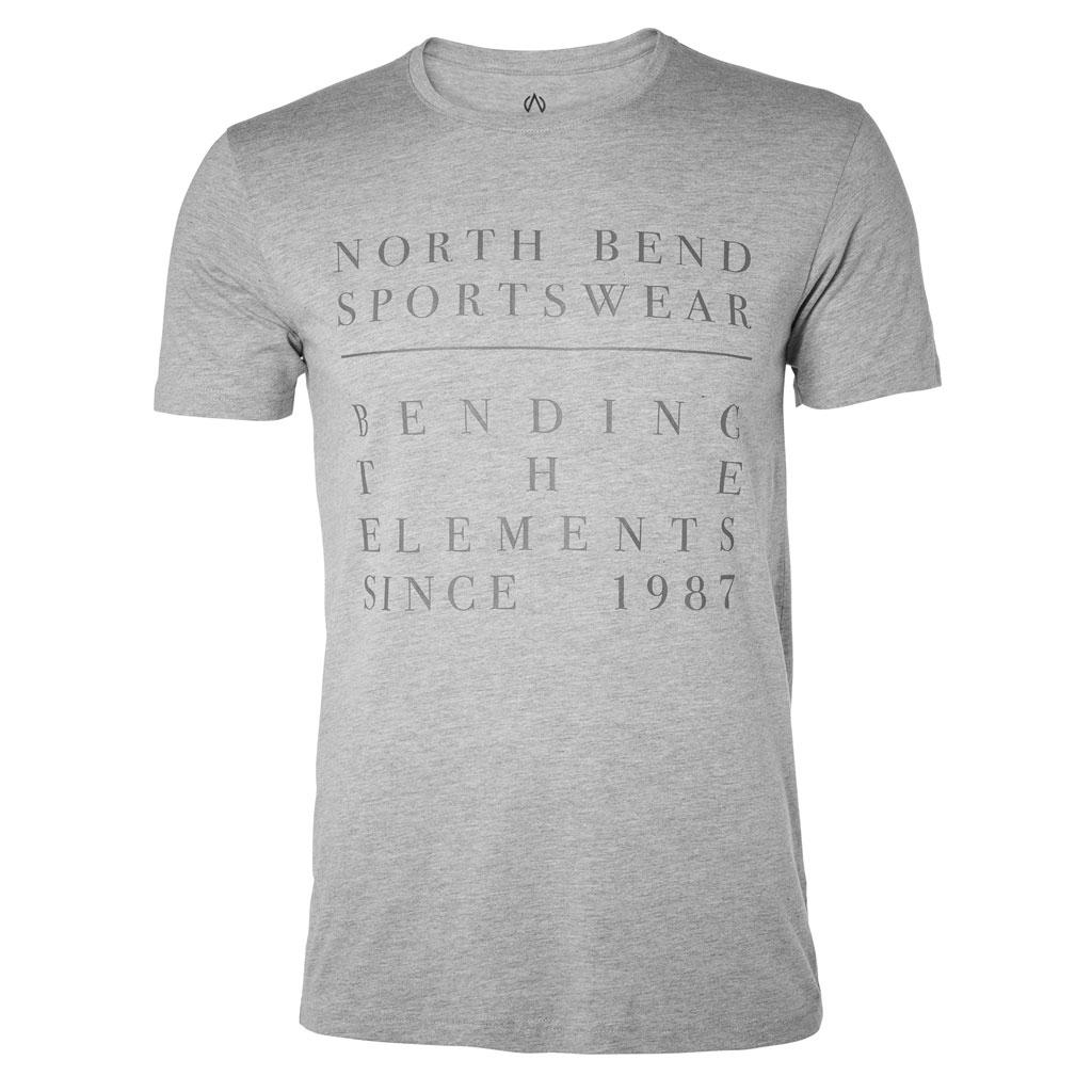 North Bend College Tee Outdoor T-Shirt