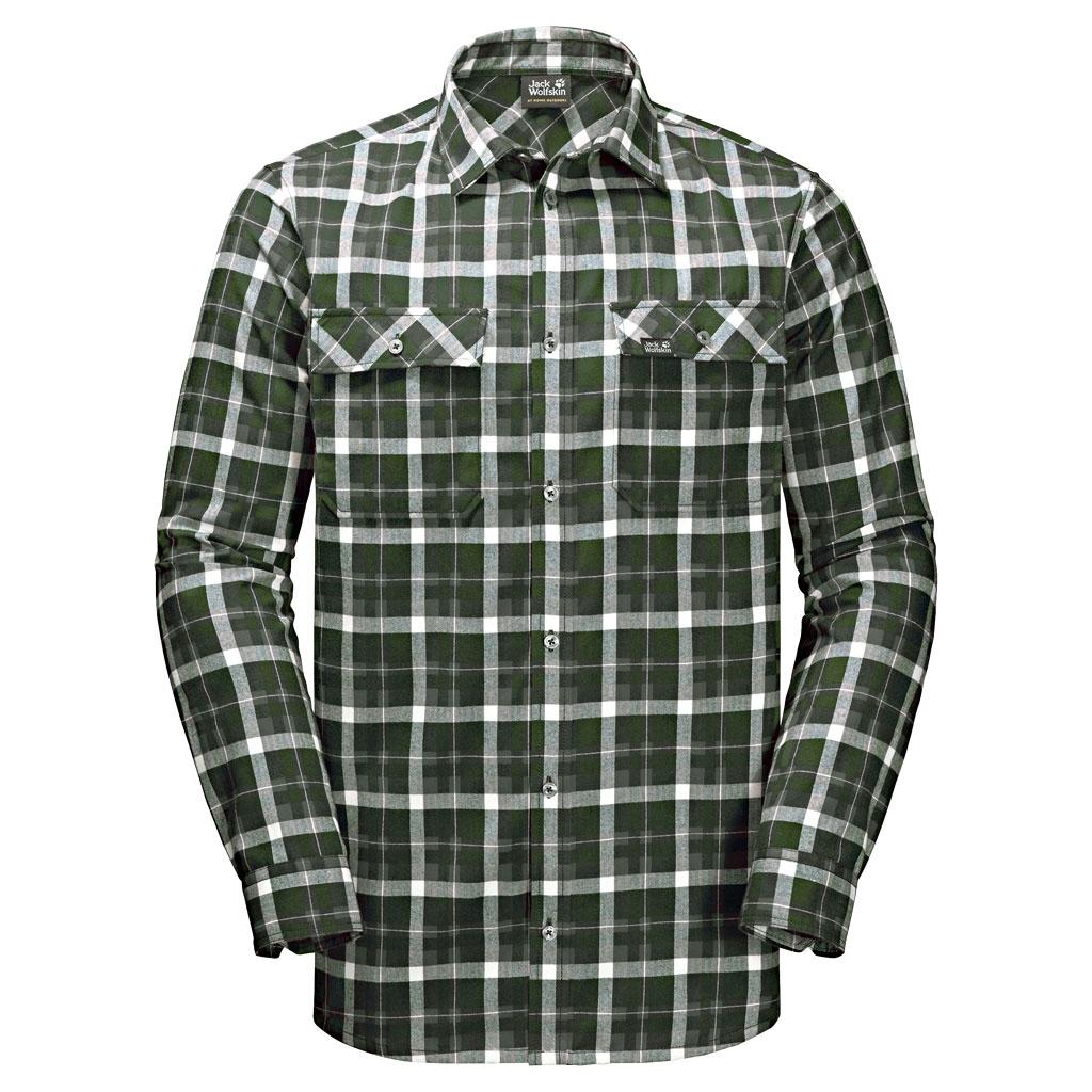 Jack Wolfskin Bow Valley Shirt Men