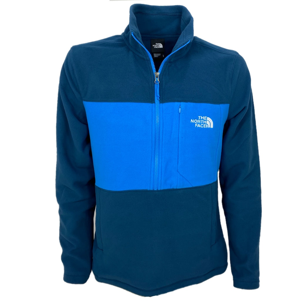The North Face Blocked 1/4 Zip Sweater