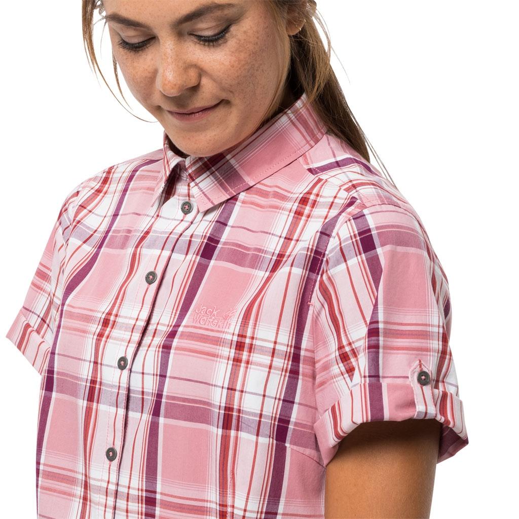 Jack Wolfskin Maroni River Shirt Women