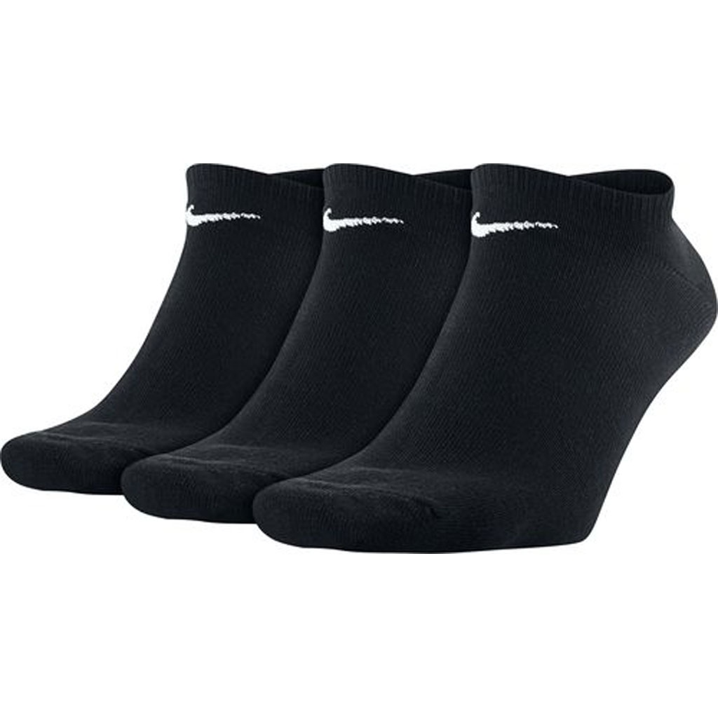 Nike 3-Pack No Show lightweight Socke