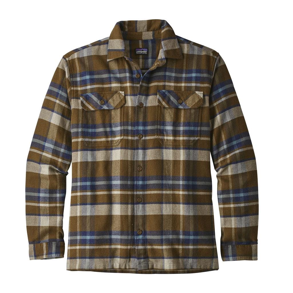 Patagonia L/S Fjord Flannel Shirt Men