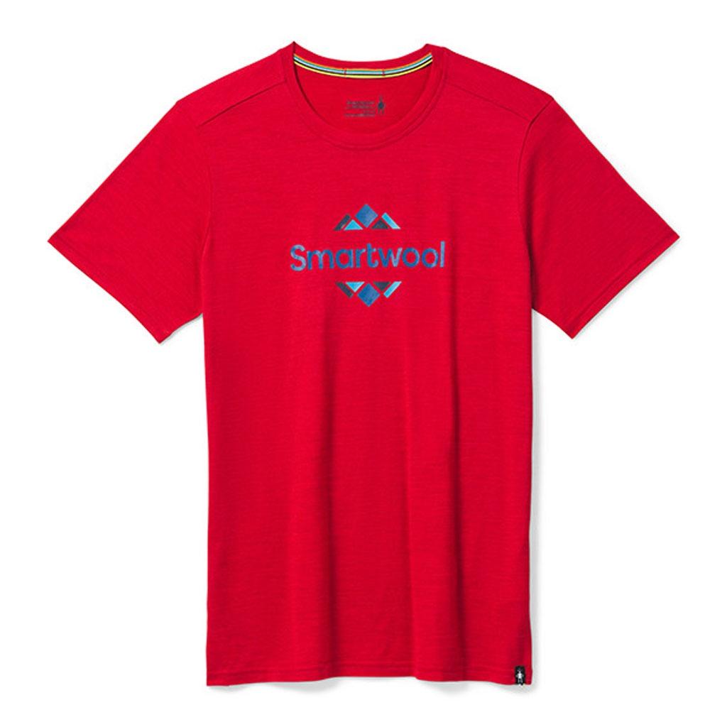 Smartwool Logo Graphic Merino Tee Shirt