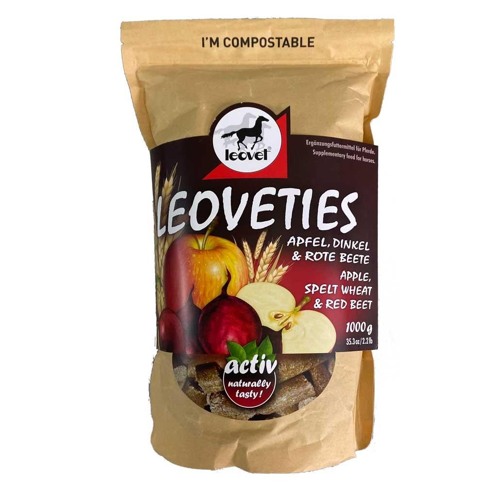 Leoveties Apfel, Dinkel & Rote Beete