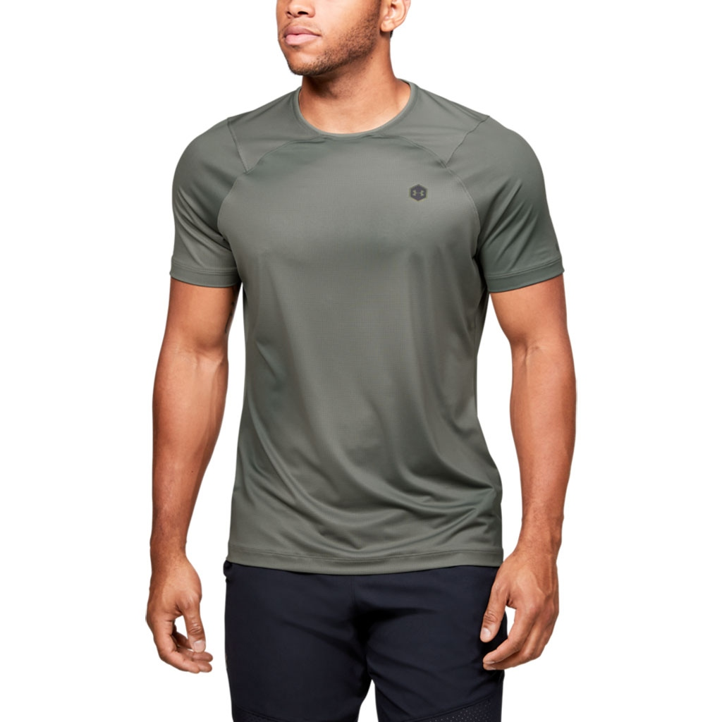 Under Armour HG Rush Fitted T-Shirt Men