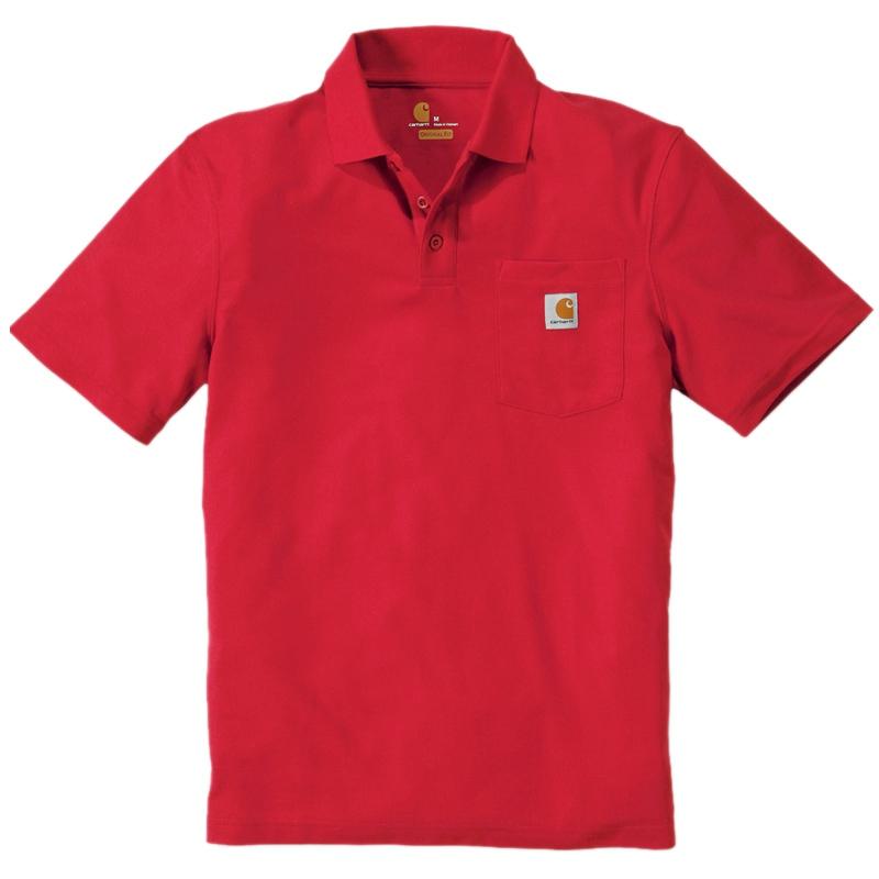 Carhartt Work Pocket Polo Shirt