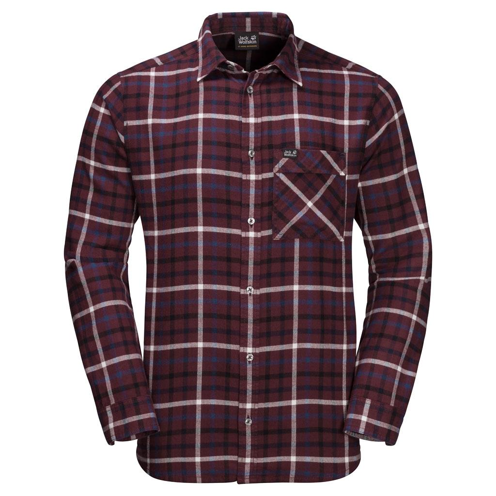 Jack Wolfskin Fraser Island Shirt Men