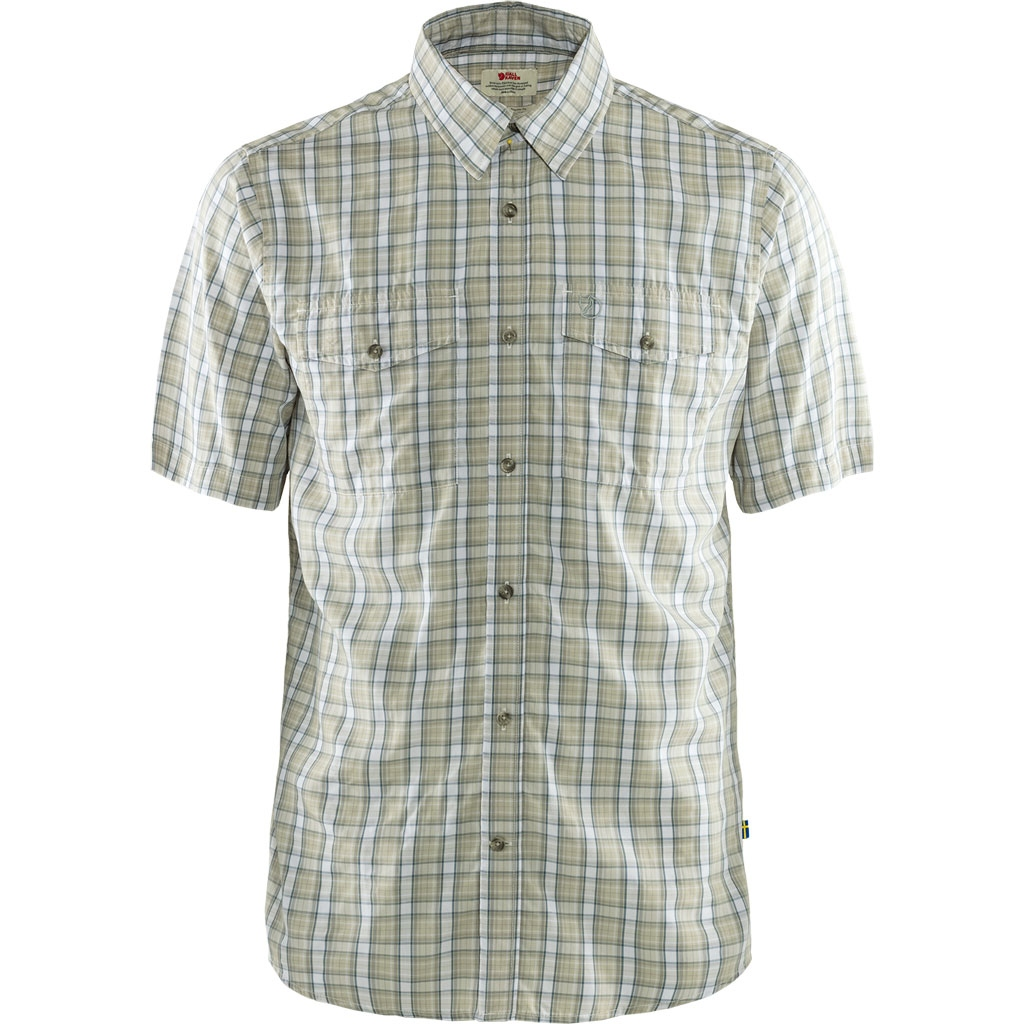 Fjäll Räven Abisko Cool Shirt SS Men