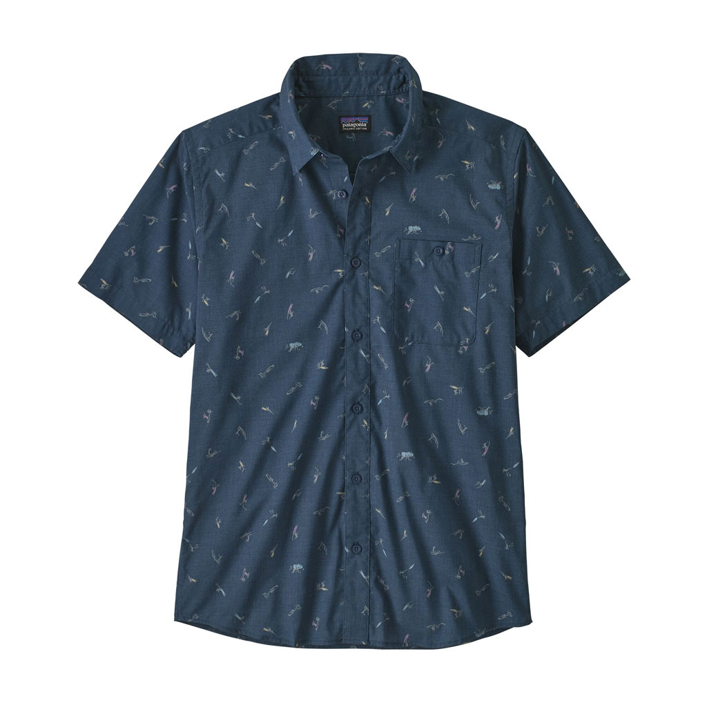 Patagonia Mens Go To Shirt