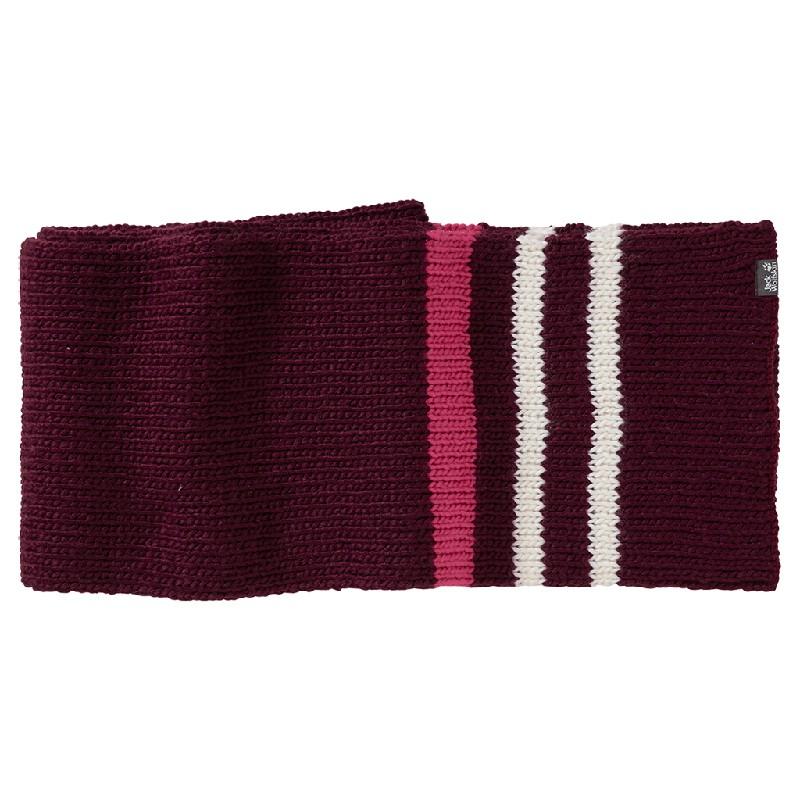 Jack Wolfksin Rock Knit Scarf