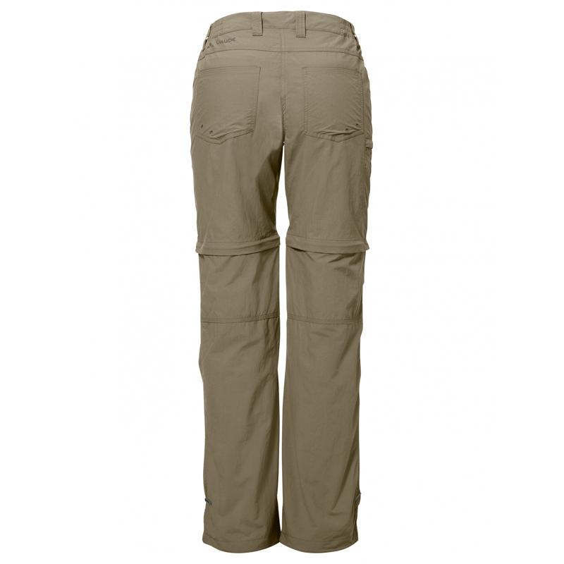 Vaude Farley Zipp Off Pants IV Women