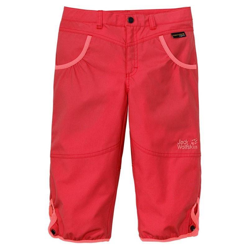 Jack Wolfskin Girls 3/4 Pants