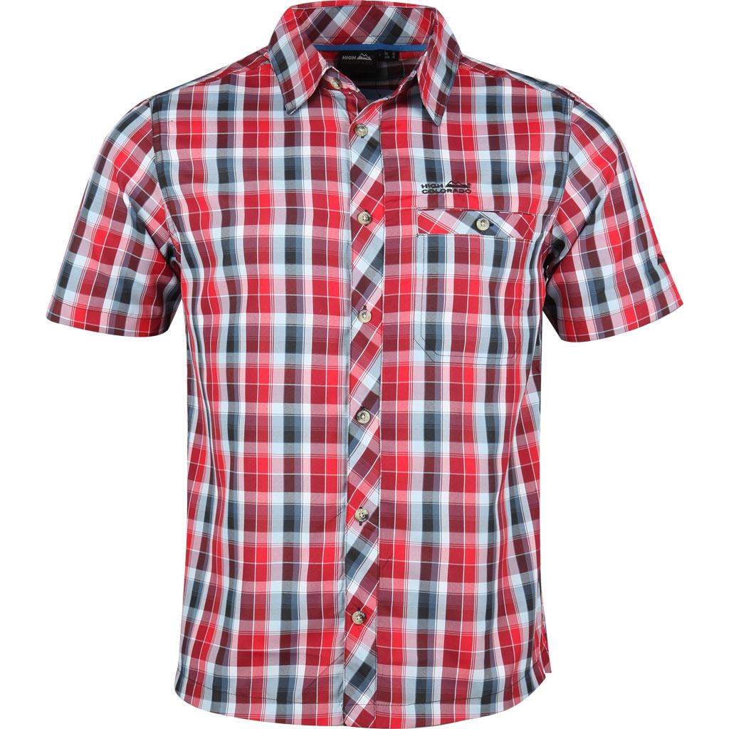 High Colorado Wertach Check Shirt Hemd
