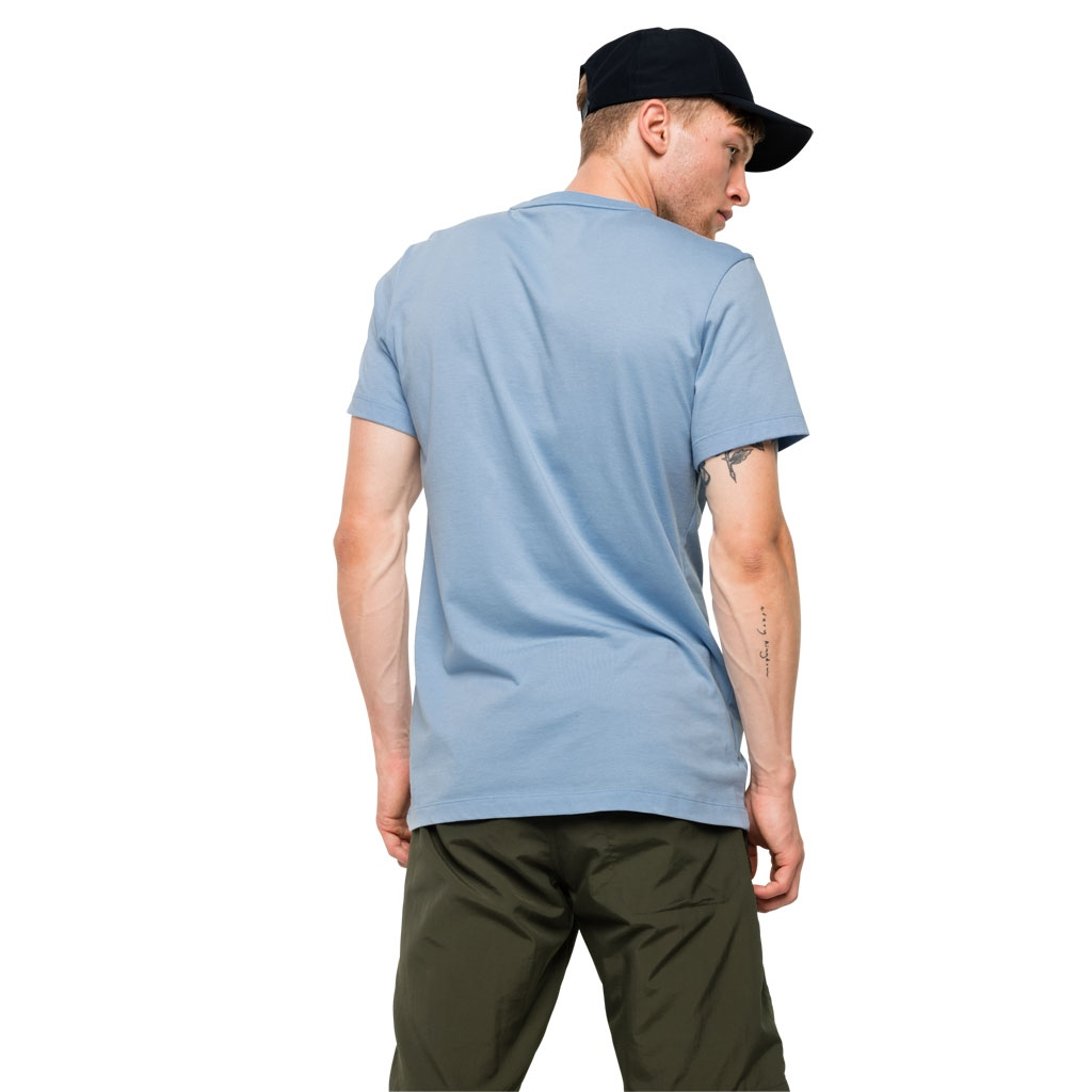 Jack Wolfskin Savannah T Shirt Men