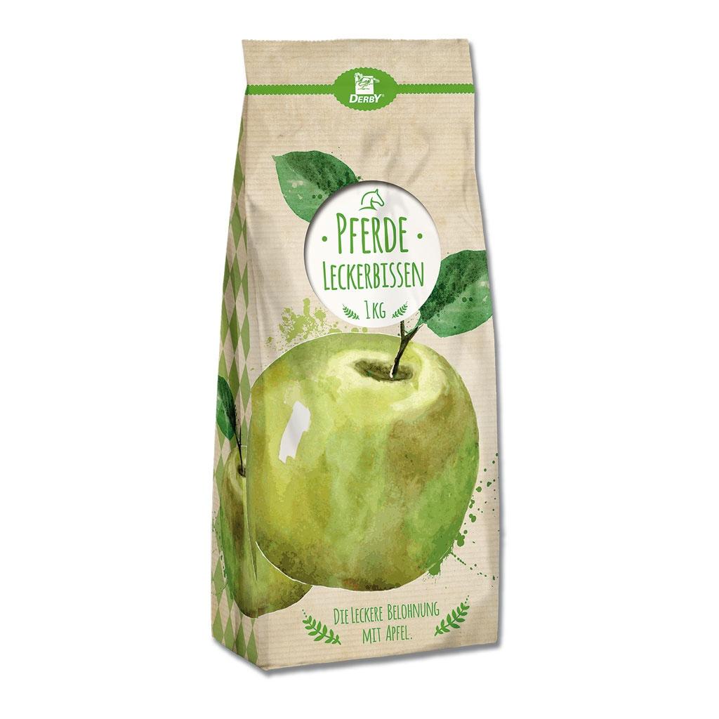 Derby Leckerwürfel Apfel 1 kg