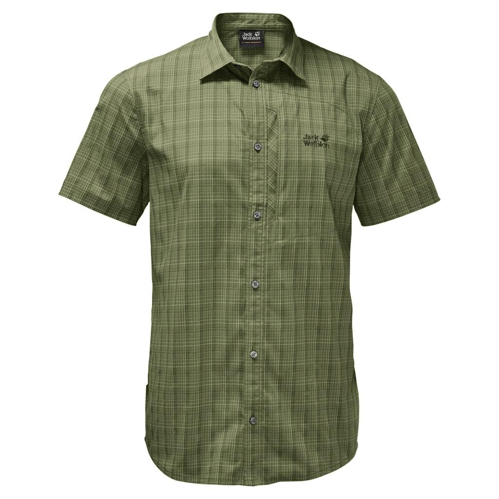 Jack Wolfskin Rays StretchVent Shirt Men