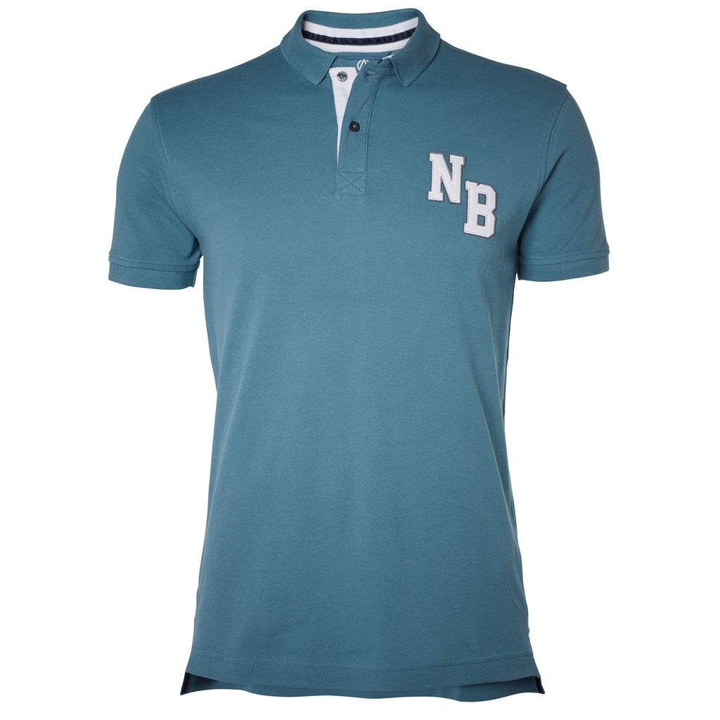 North Bend Aton Pique Polo Shirt Men