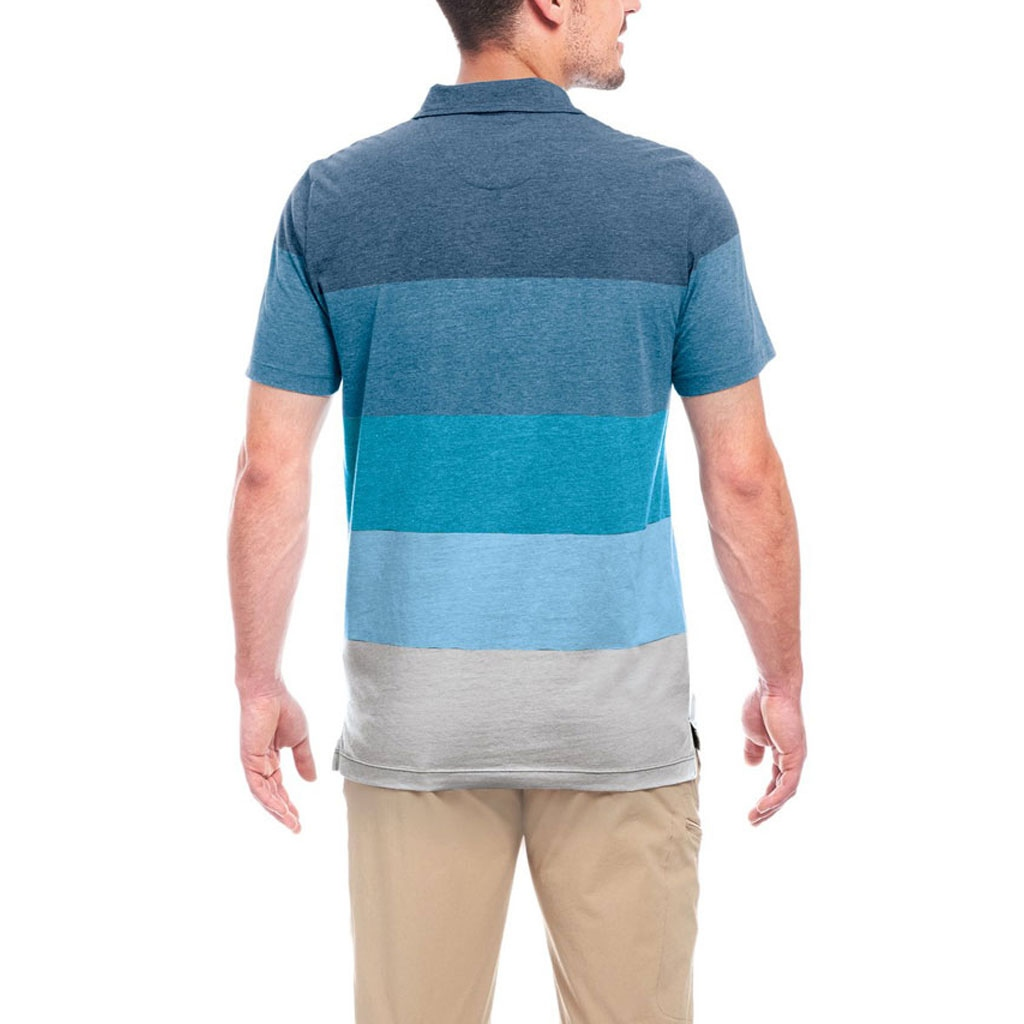 Maier Sports Malbay Herren Polo Shirt
