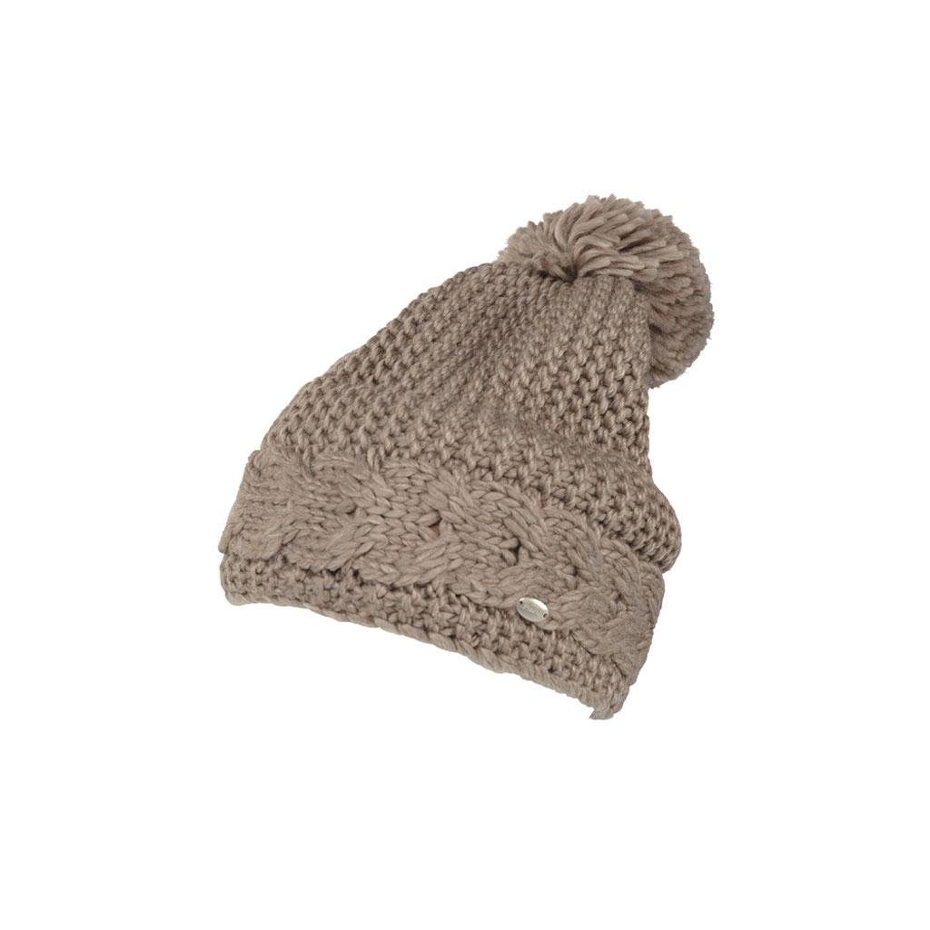Pikeur Mütze mit Zopfmuster