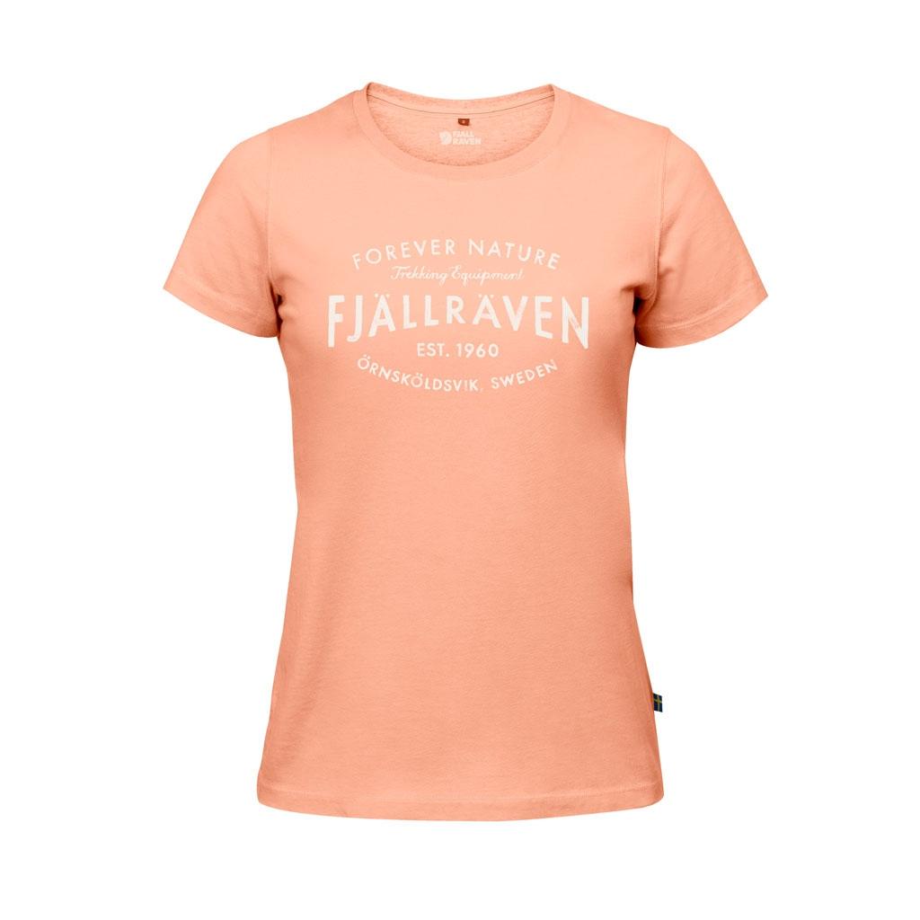 Fjäll Räven Est. 1960 T-Shirt Women