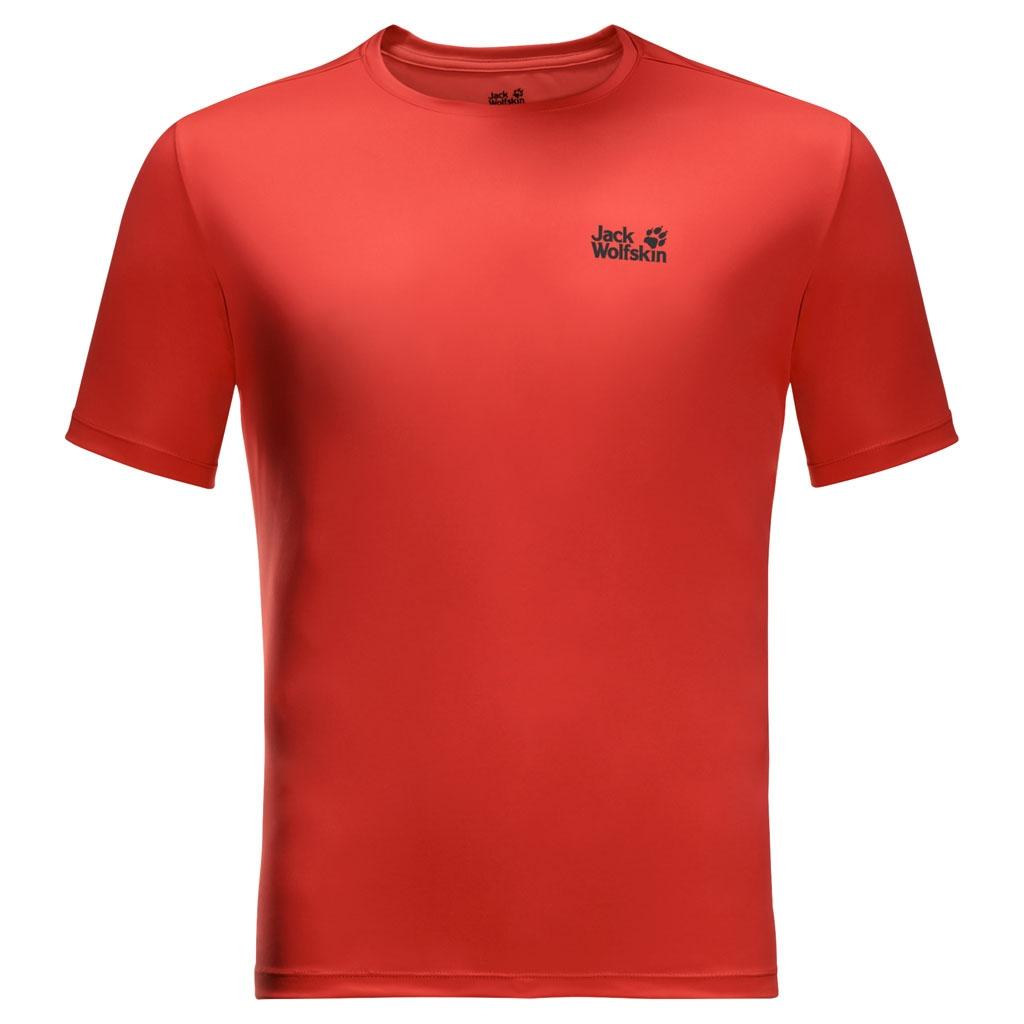 Jack Wolfskin Tech T Shirt Men