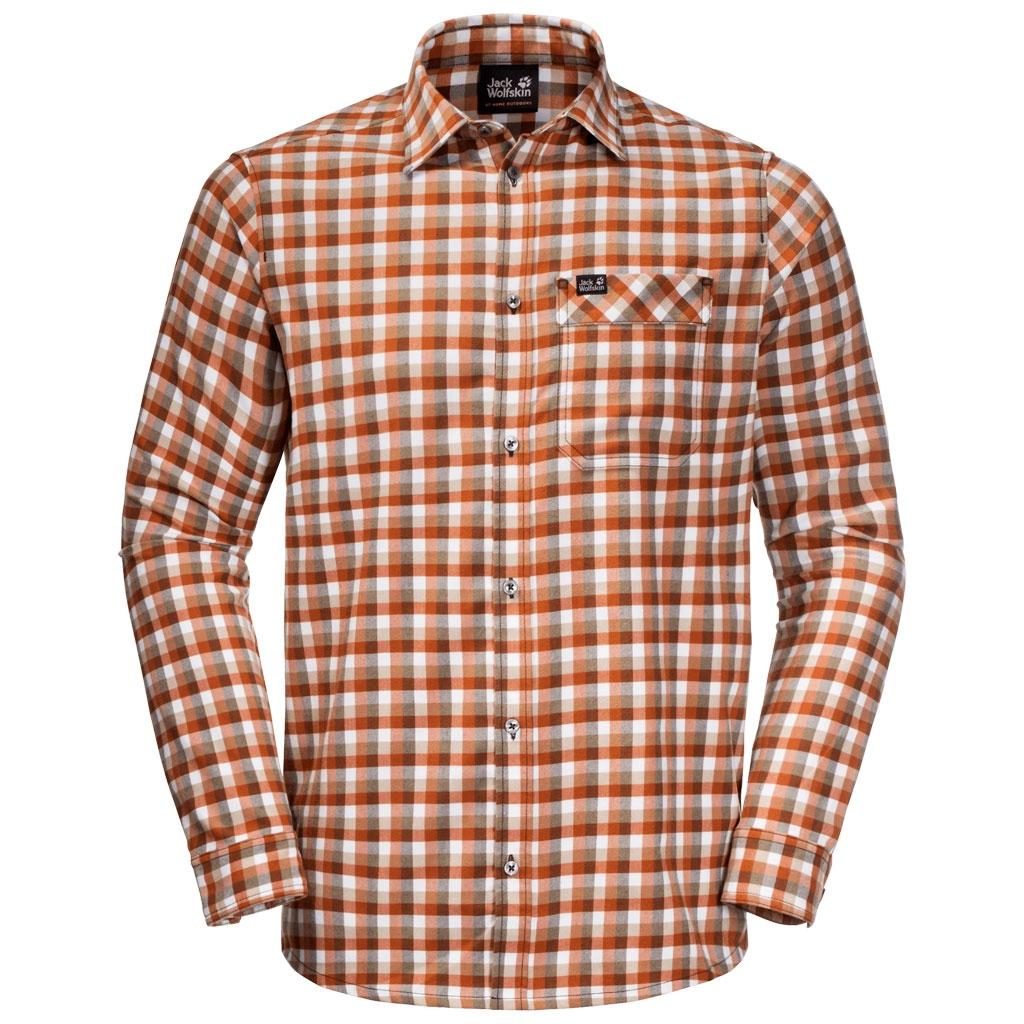 Jack Wolfskin River Town Shirt Men
