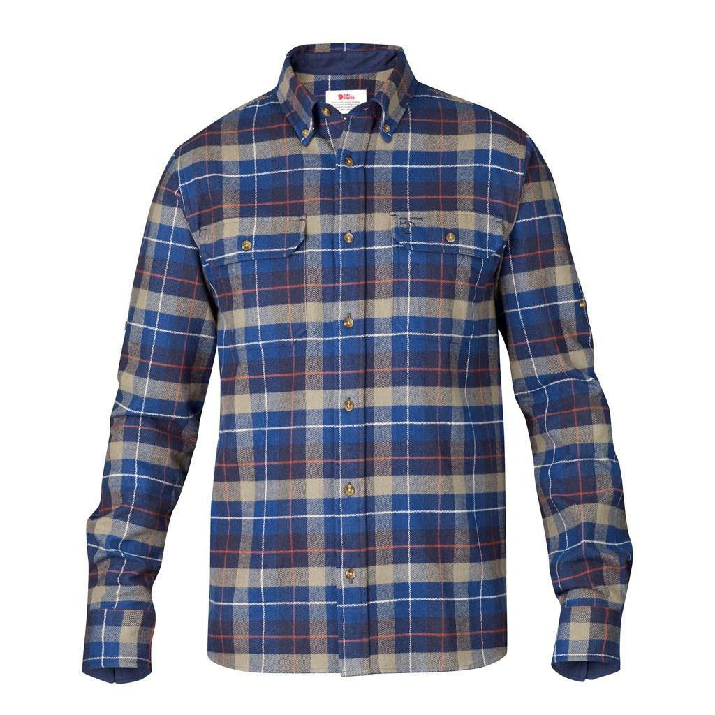 Fjäll Räven Singi Heavy Flannel Shirt
