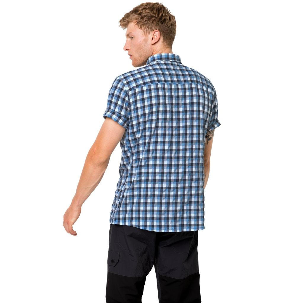 Jack Wolfskin Napo River Shirt Hemd